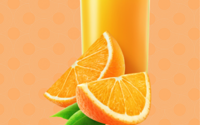 A glass of orange juice a day is healthy, right? Wrong!